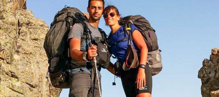 Equipe rédactionnelle de Trail Session : Portraits de nos deux nouvelles recrues Cindie & Kevin
