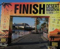 Le Marathon du Désert à Eilat : la route la plus belle et la plus sauvage d'Israël
