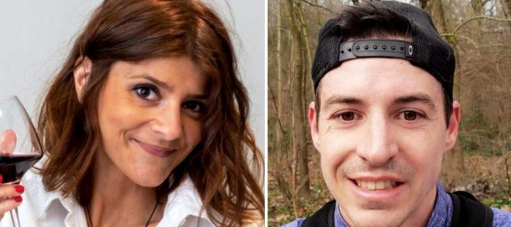 Equipe rédactionnelle de Trail Session : Portraits de nos deux nouvelles recrues Magalie & Jérémy
