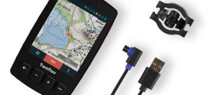 TwoNav : Découvrez le GPS Trail 2 version Bike