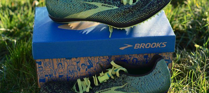 Brooks Mach 19 Spike : atteignez vos pointes de vitesse !