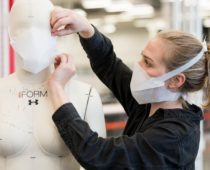 [COVID19] Under Amour se lance dans la fabrication de masques