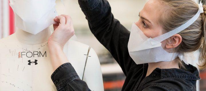 [COVID19] Under Amour se lance dans la fabrication de masques