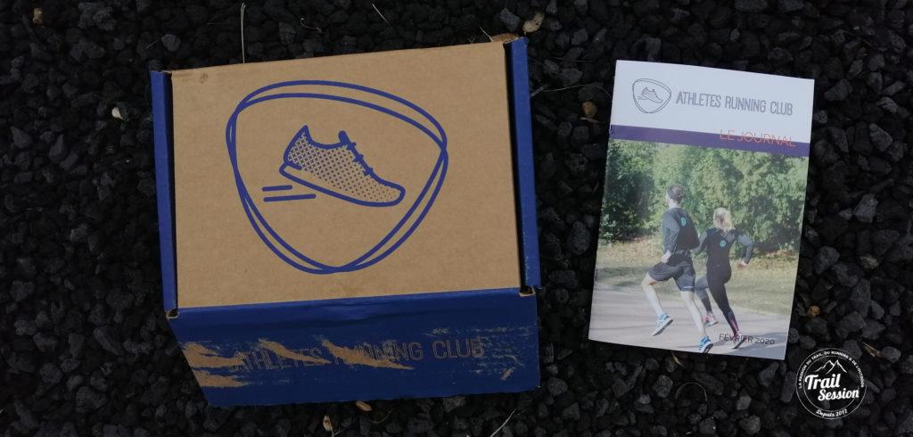 Running Box et Livret explicatif