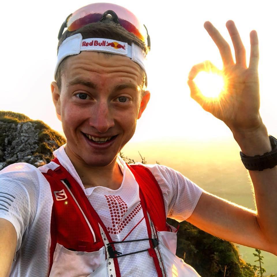 Rémi Bonnet : jeune talent suisse du trail running