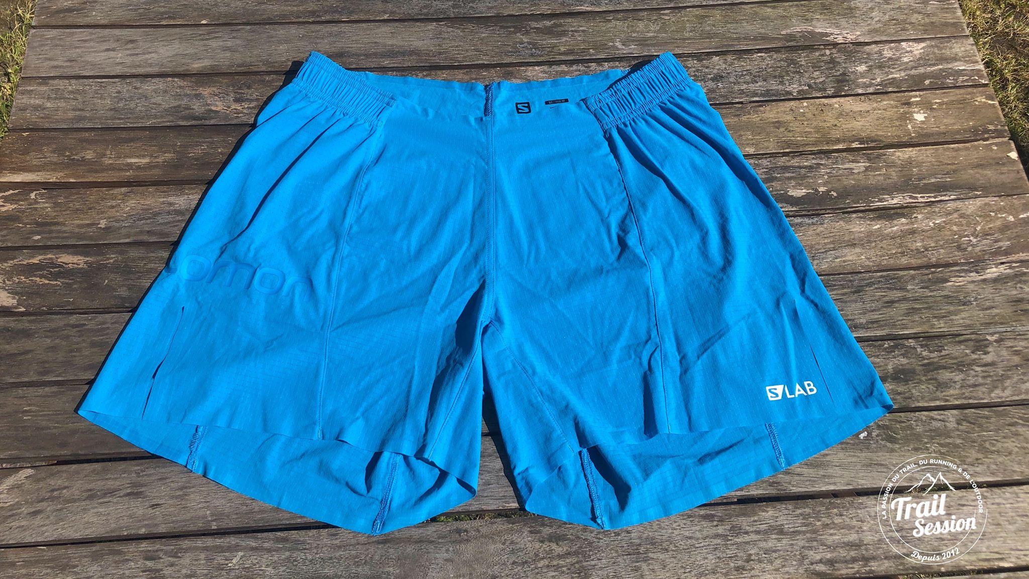 S-Lab T-Shirt NSO & Short 6 : Le Short 6 de Salomon