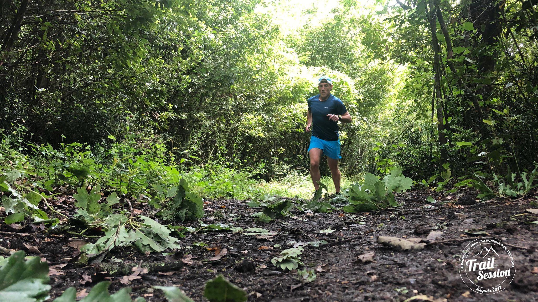 S-Lab T-Shirt NSO & Short 6 : Romain teste pour Trail Session