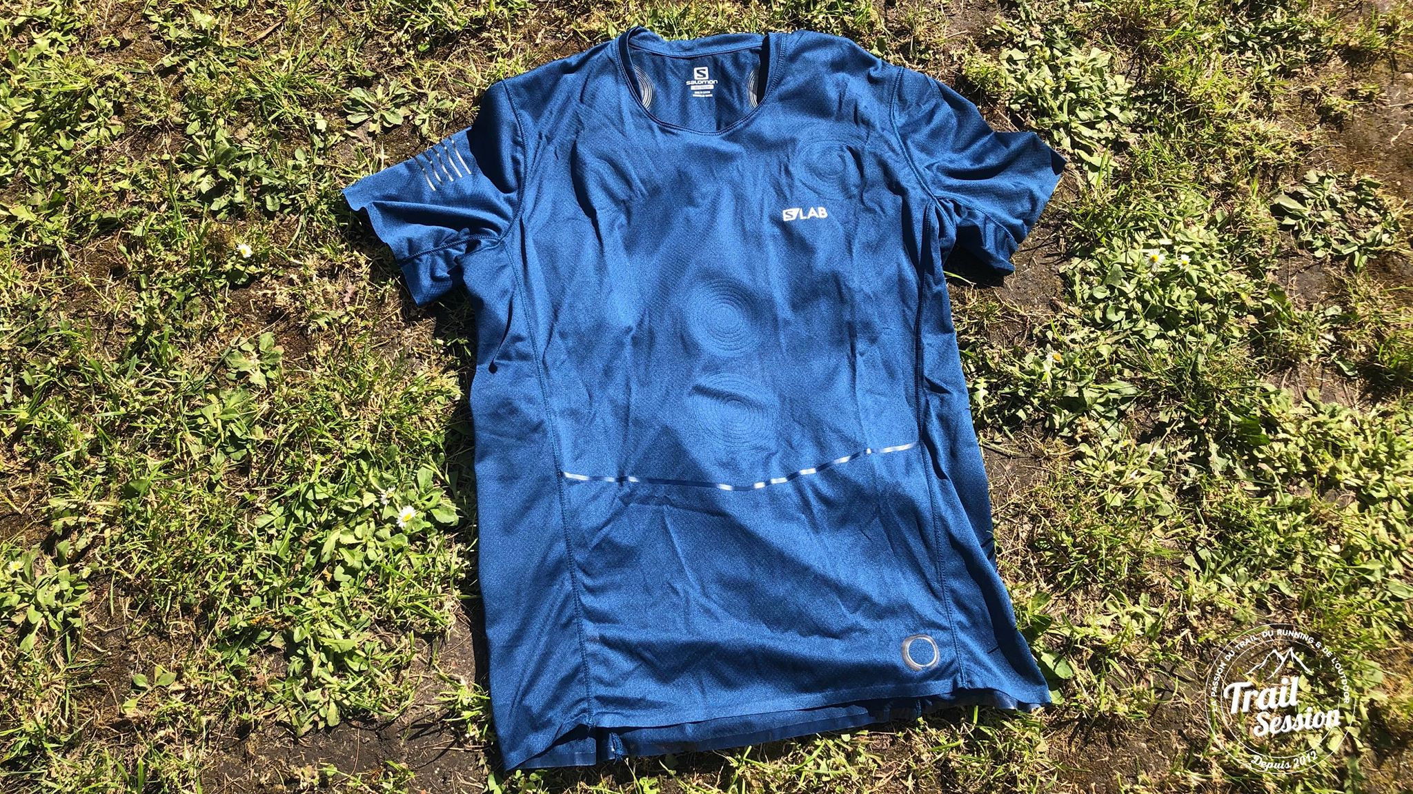 S-Lab T-Shirt NSO & Short 6 : Le t-shirt NSO