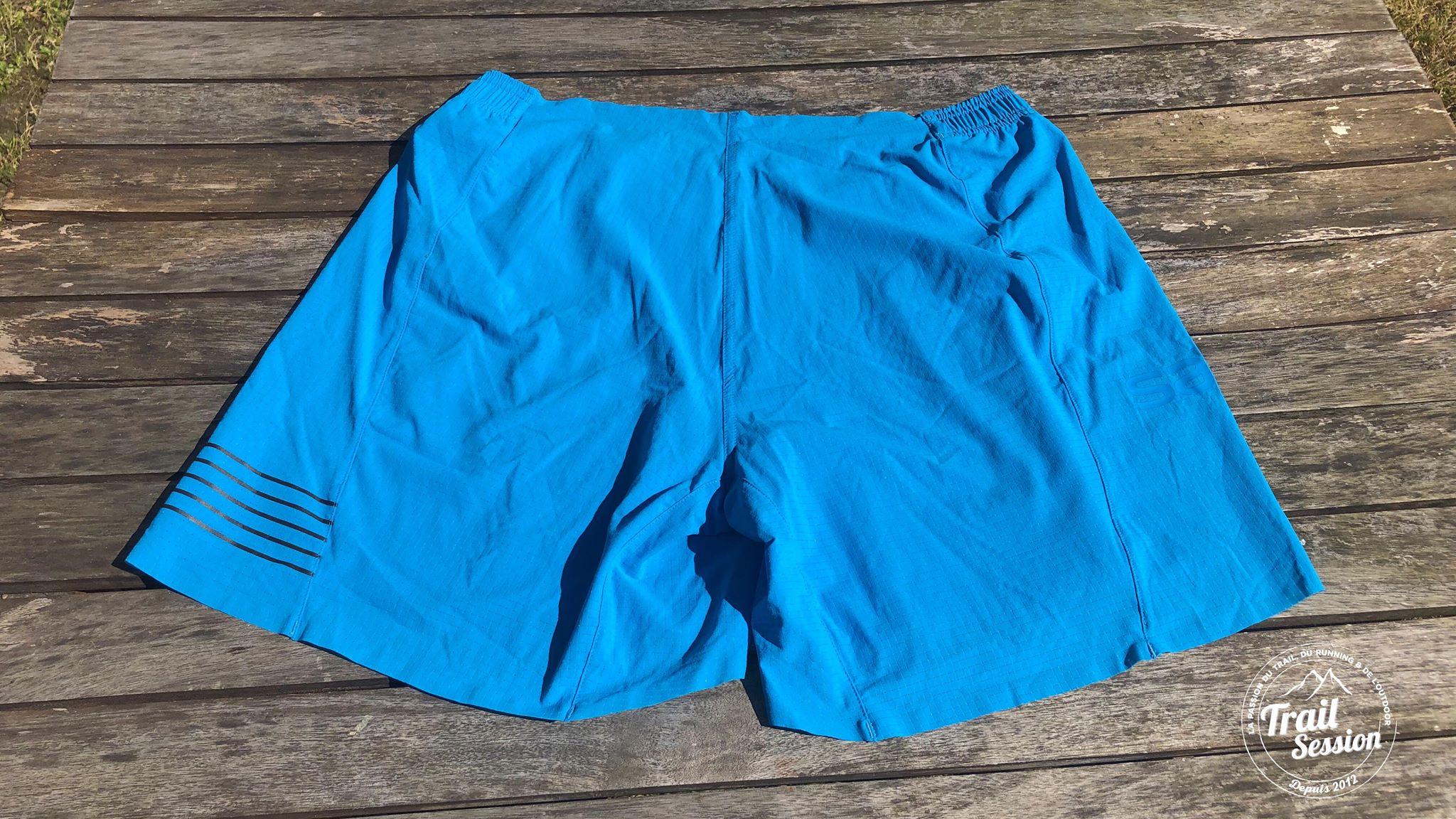 S-Lab T-Shirt NSO & Short 6 : le short de dos