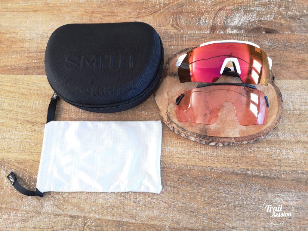 Smith Optics : Pack lunettes Pivlock Ruckus