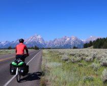 Traversez l'Amérique à vélo en 5 minutes de vidéo !