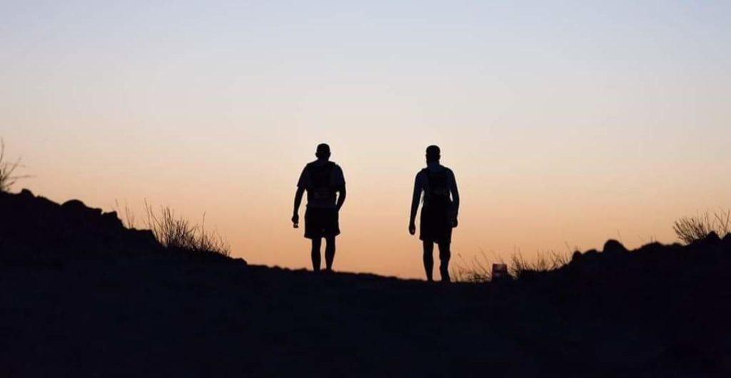 Meneurs d'allure : Désert tunisien