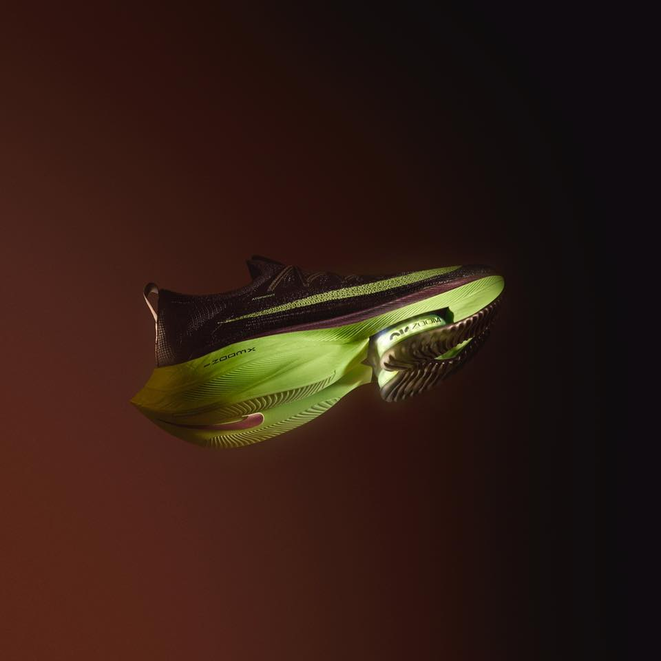 Nike Air Zoom Alphafly Next : prêt à s'envoler