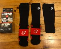 Full Socks Ultra Recovery : le combo chaussettes / manchon par EXCELLENCE