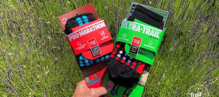 Chaussettes PRO MARATHON et ULTRA TRAIL : prenez soin de vos pieds où que vous courriez