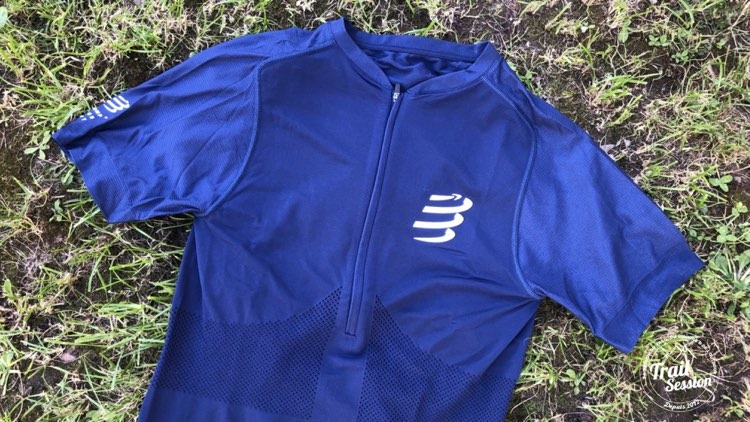 HALF ZIP FITTED