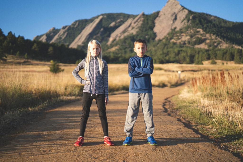 Altra Running pour enfants : garçon / fille