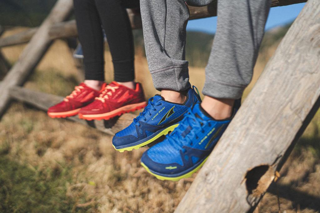 Altra Running pour enfants : souple et confortable