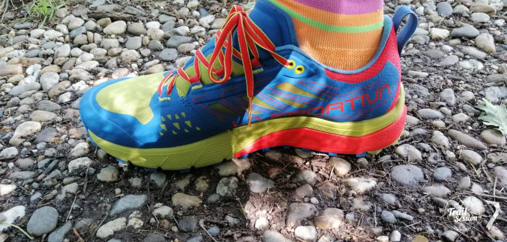 Jackal La Sportiva : chaussure mouvement