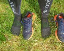 Kiprun KDplus et chaussettes 5 doigts de Décathlon : le combiné gagnant !
