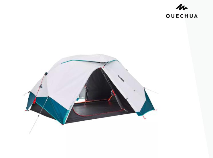 Tente Quechua sur Decathlon.fr