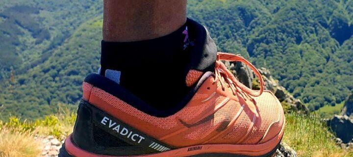 Evadict MT Cushion : parce que le Trail est avant tout un plaisir
