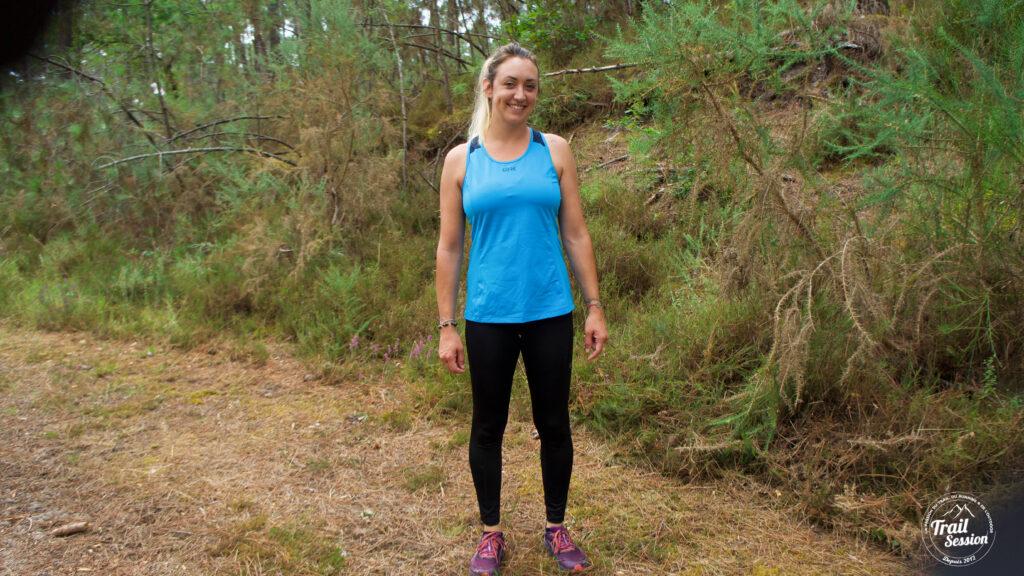Test Gore Running Wear par Elodie Roig