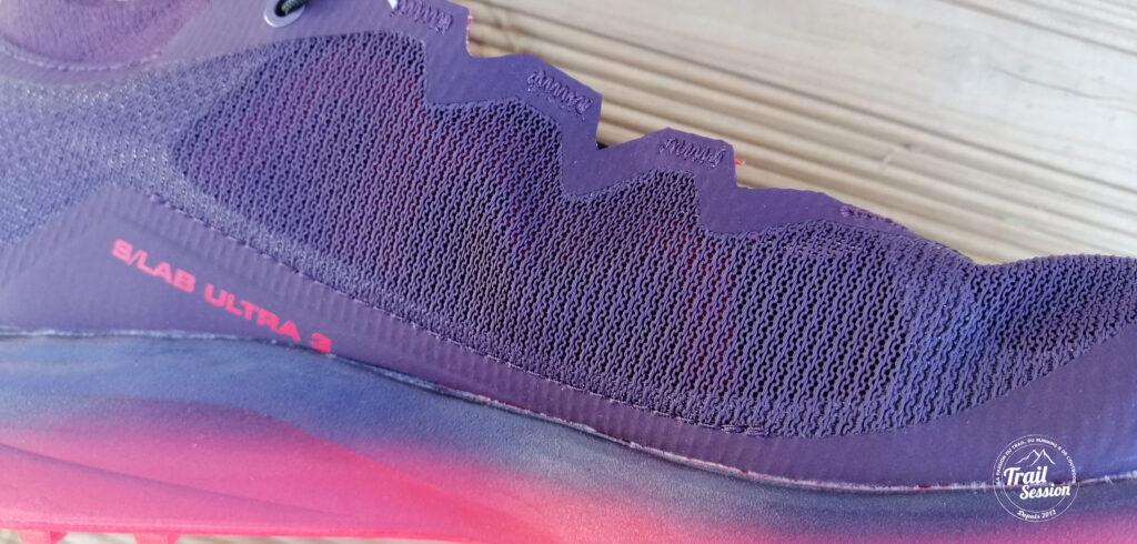 photo chaussures SALOMON S-LAB ULTRA 3 zoom mesh