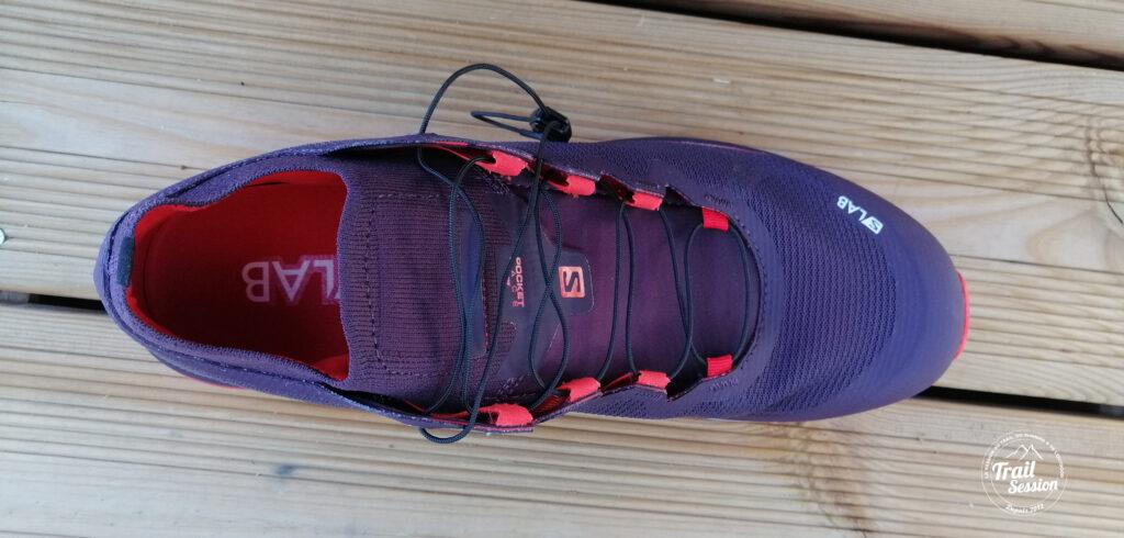 photo chaussures SALOMON S-LAB ULTRA 3 chaussette