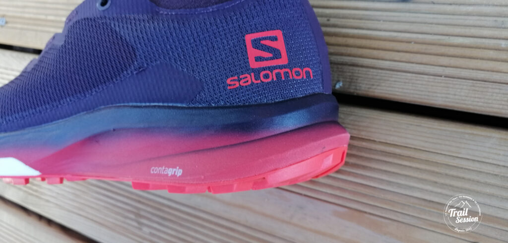 photo chaussures SALOMON S-LAB ULTRA 3 arrière chaussure