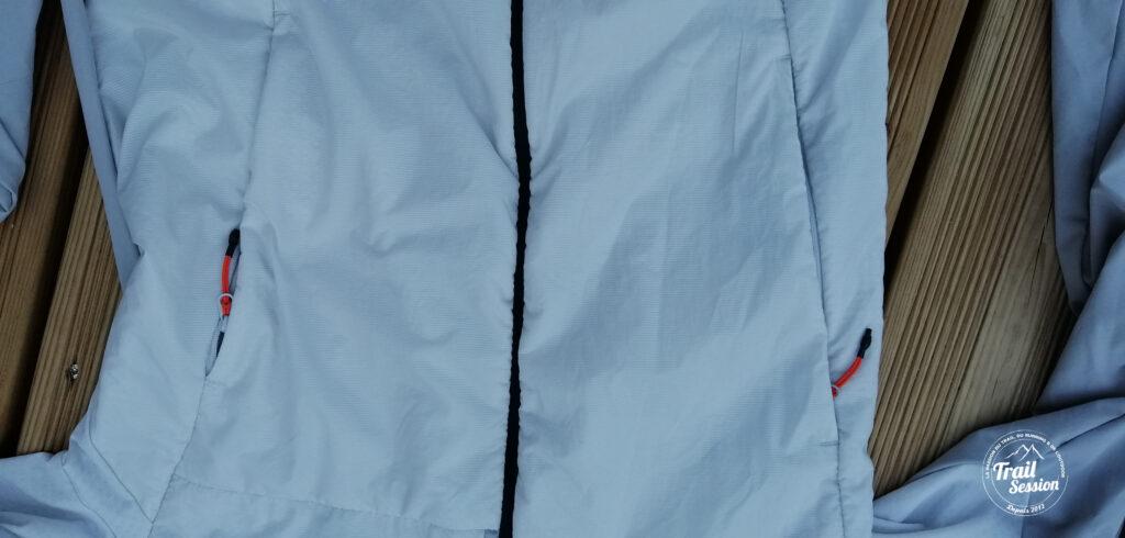 poches veste FH 900 HYBRIDE