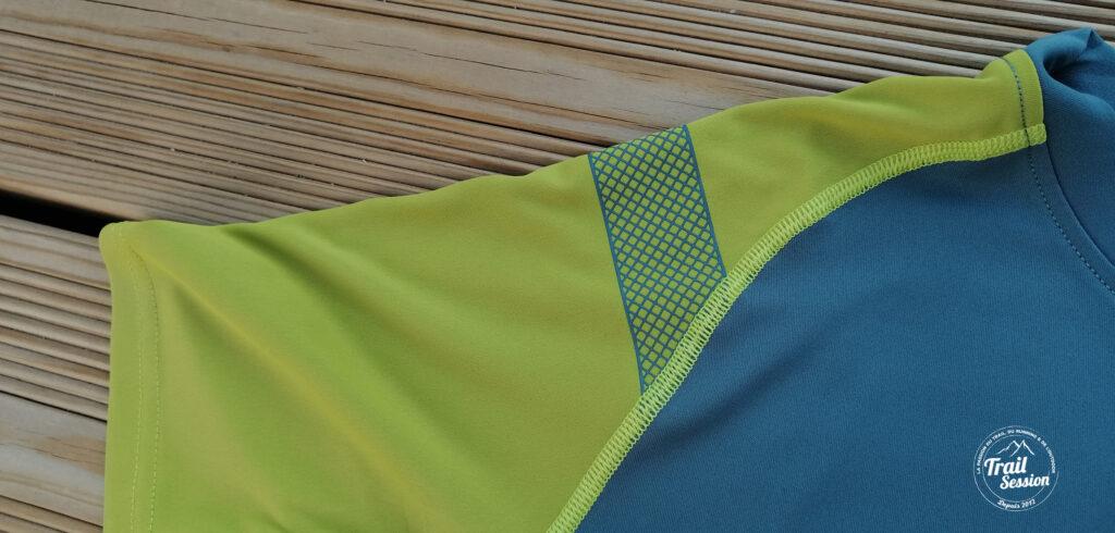 Textiles LA SPORTIVA : Motion T-Shirt zoom tissu