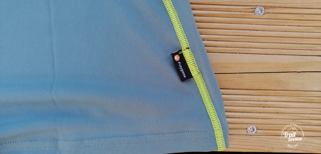 Textiles LA SPORTIVA : Motion T-Shirt polygiène