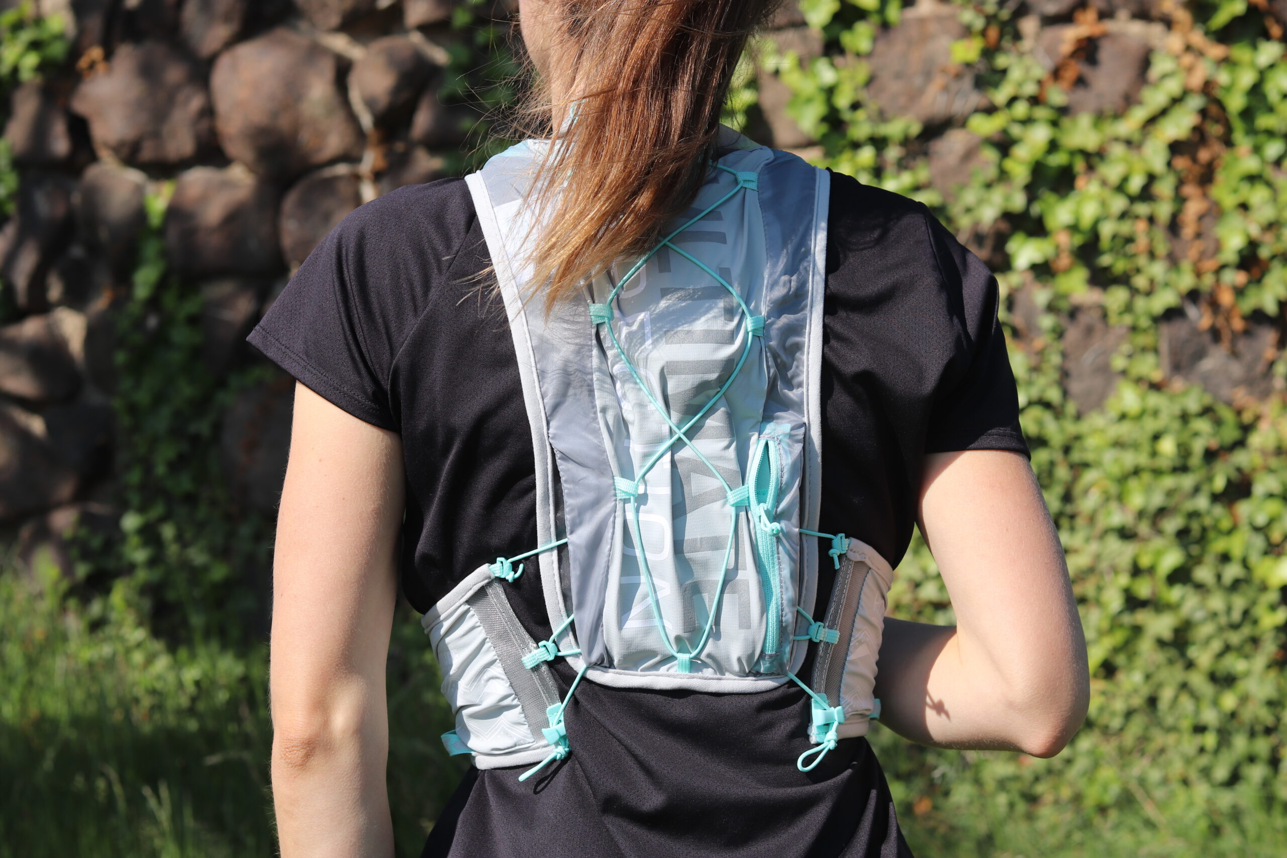 Race Vest 5.0 : serrage