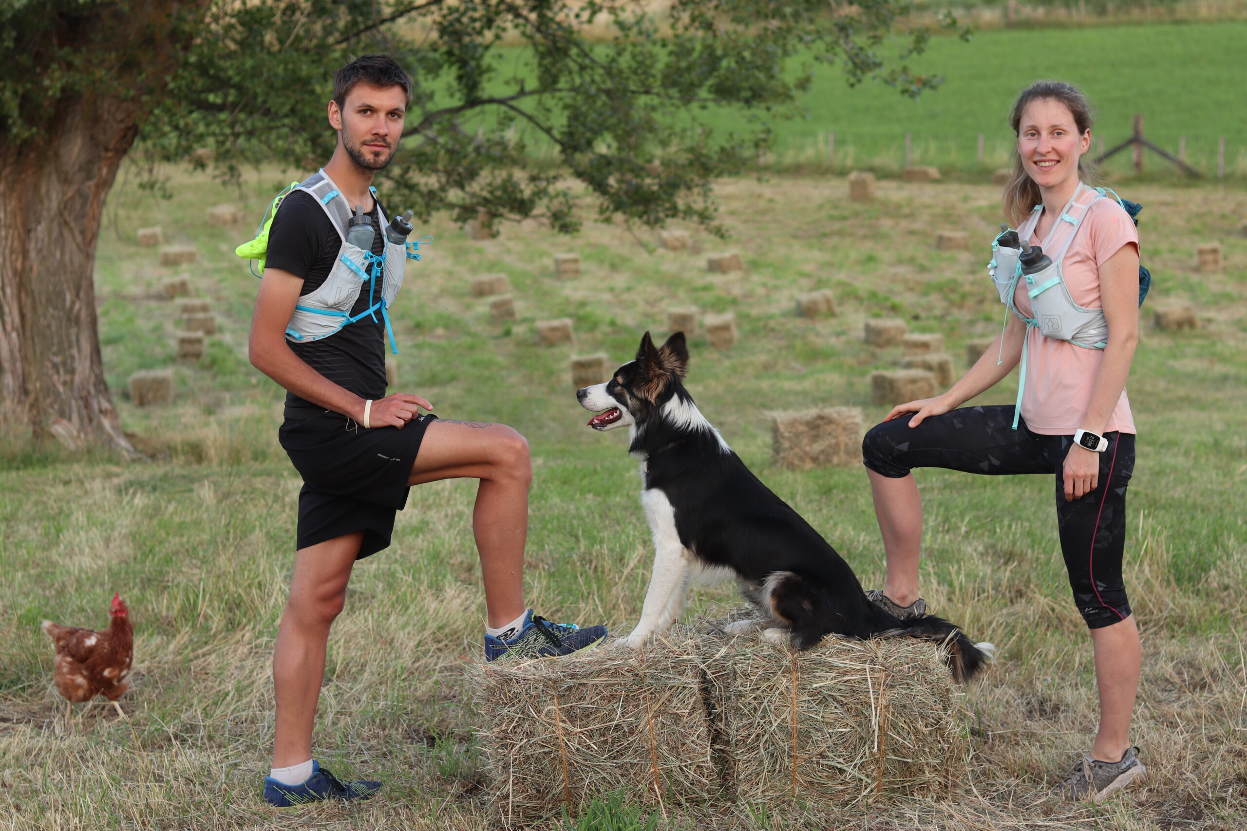 Race Vest 5.0 de Ultimate Direction : un test en Famille !