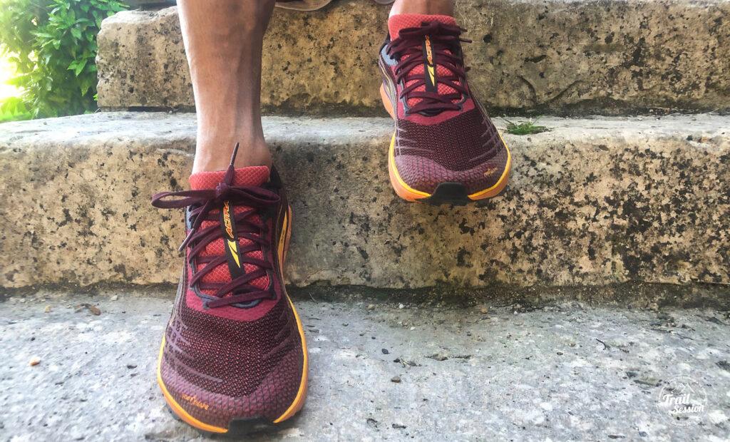 Altra Timp2 - Proche du pied pour un bon maintien