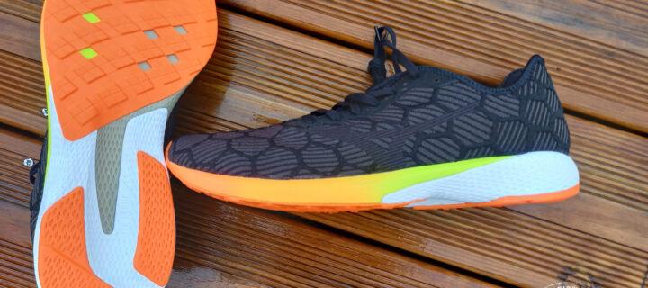 Mizuno Wave Aero 18 : une chaussure Enerzy-zante !