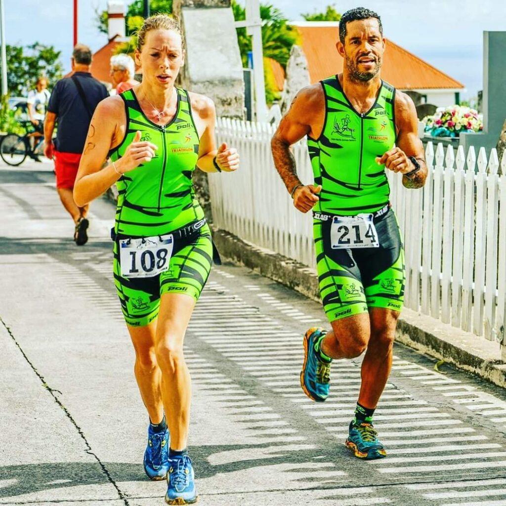 SXtreme runners : Céline et Andy