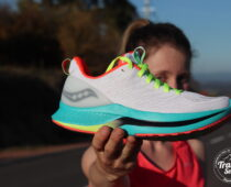 Saucony Endorphin Shift : la chaussure rebondissante !