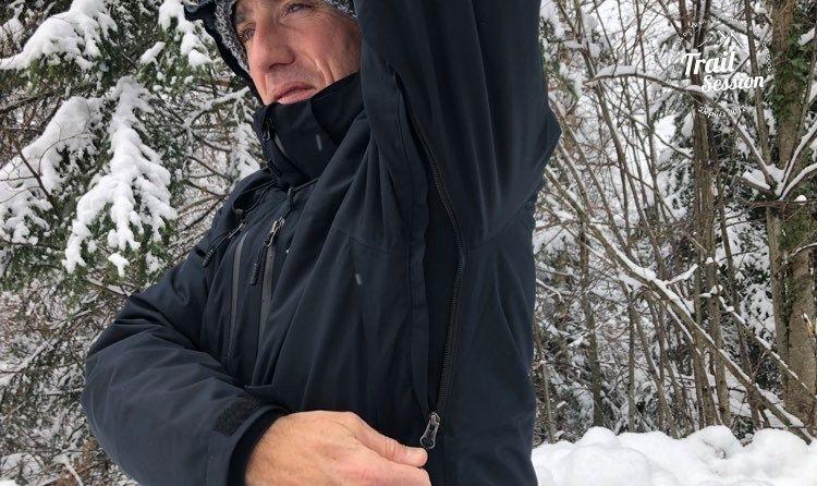 Veste de Ski Peak Divide