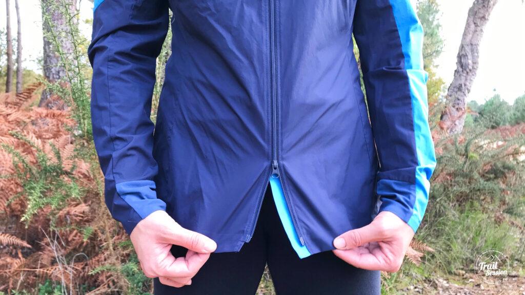 Veste Gore Wear R7 Partial - double zipp