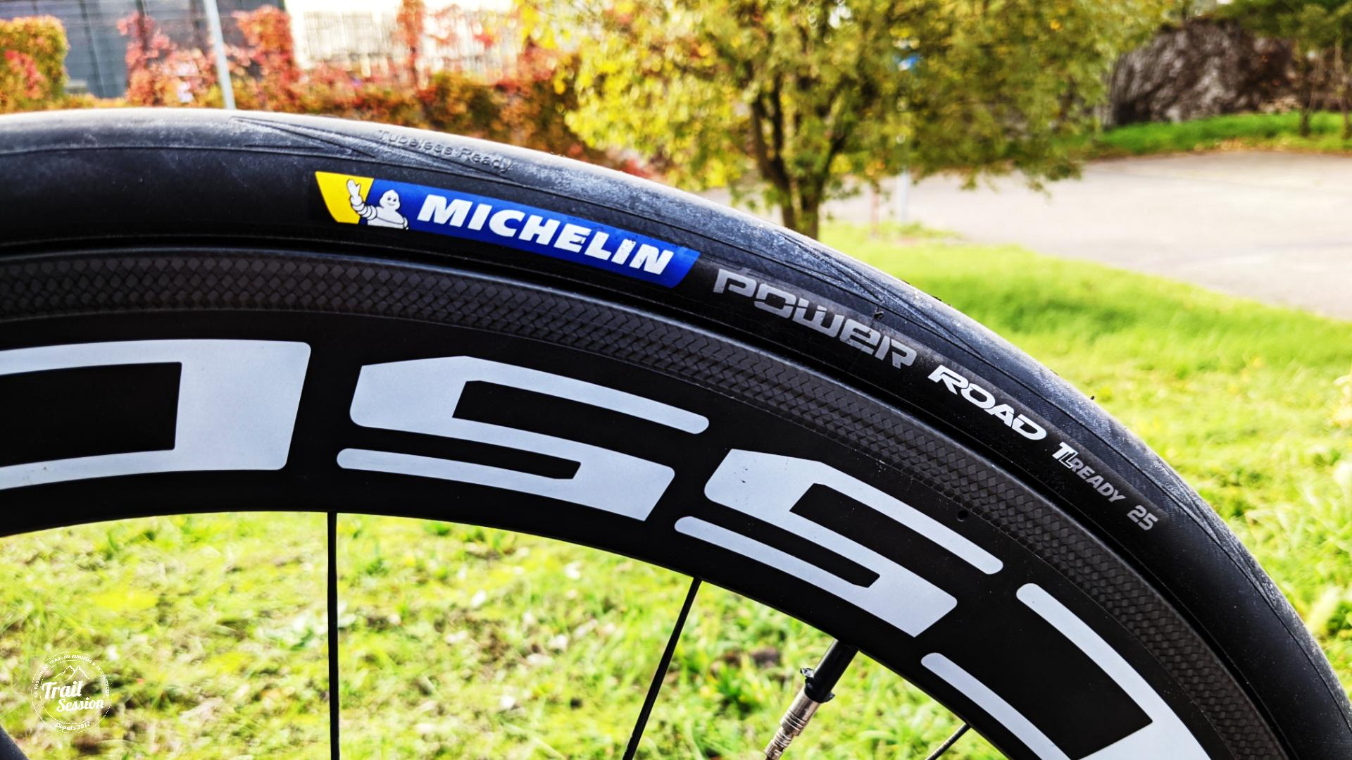 Michelin Power Road TLR