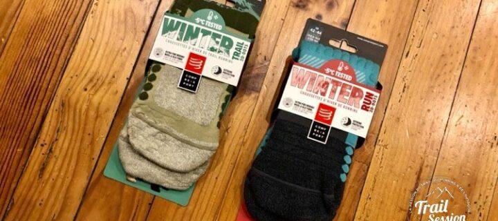 Compressport Winter Socks : protégez vos pieds sur routes & chemins même par -5 !