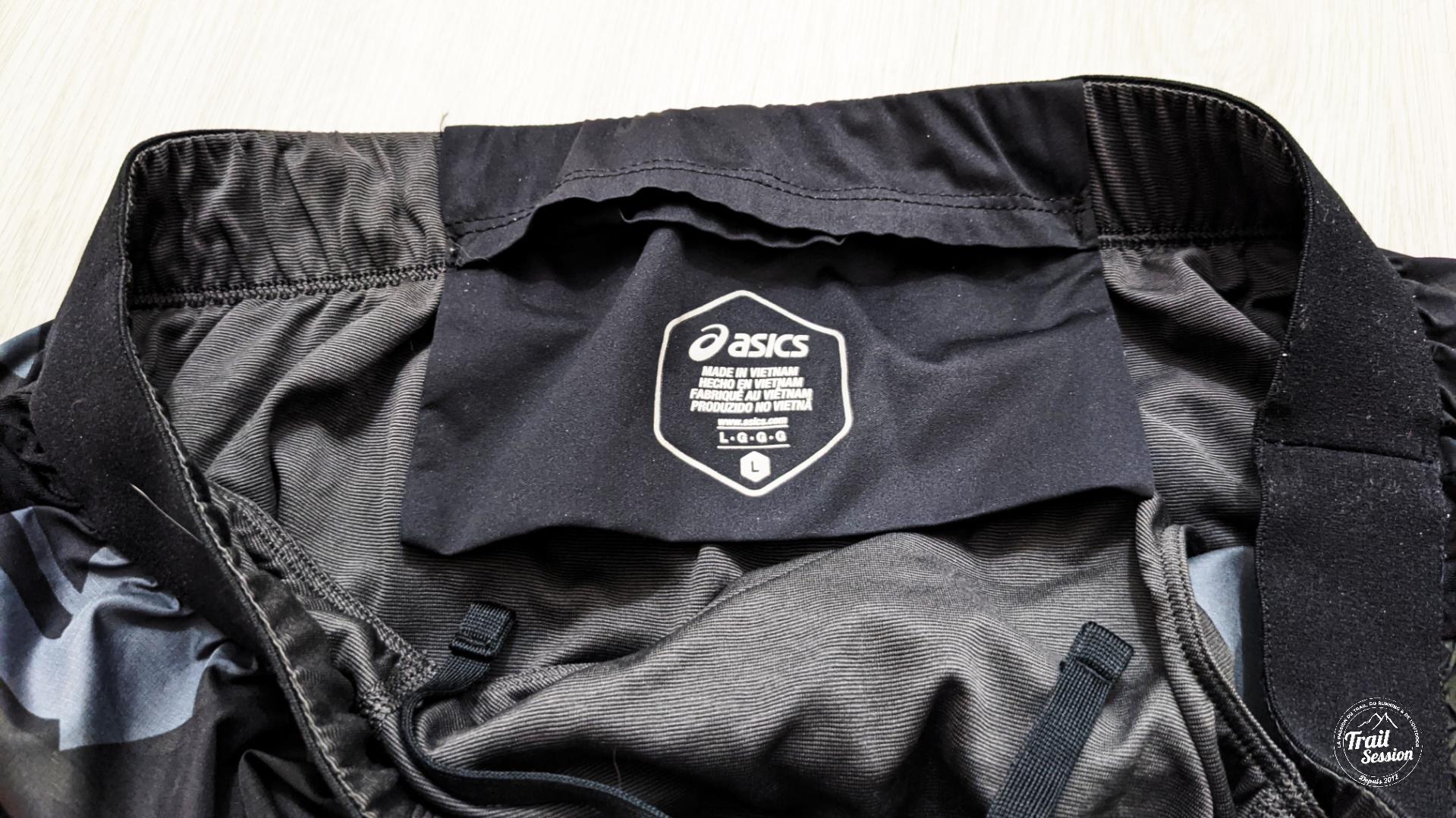Short Future Camo : poche intégrée