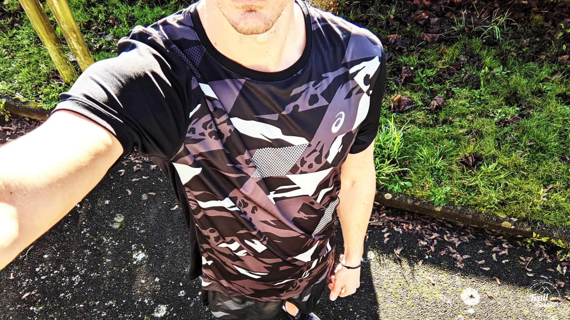 Tee shirt Future Camo : Présentation