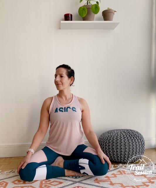 En version yoga aussi Asics