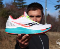 Saucony Endorphin Speed : propulsion… et révolution !