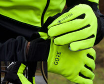 Accessoires Gore Wear : Sur-chaussures et gants Windstopper