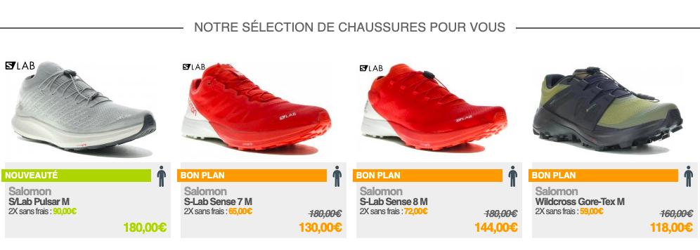 Shoe Finder Salomon