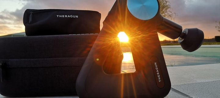 Theragun PRO : le pistolet de massage puissant et silencieux